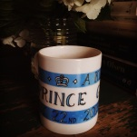 She ALSO brought me back this mug commemorating Prince George's birth.